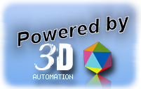 Powered by 3D automation